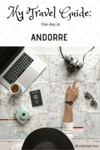 My Travel Guide Andorre onlybrightness