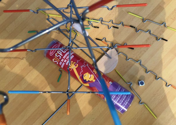 suspend jeu #jeu #jeuenfant #jeudesociété #famille #review